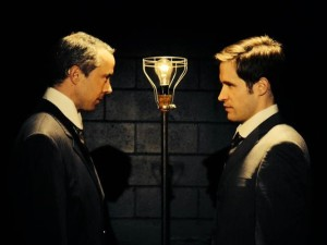 "Jens Rasmussen and Michael McKeogh in ""The Twentieth Century Way"""