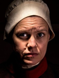 "Corinne Mohlenhoff in ""A Handmaid's Tale"""