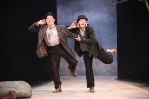 """Nick Rose and Bruce Cromer in """"Waiting for Godot"""""""