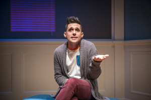 """Nick Cearley in """"Buyer and Cellar"""""""