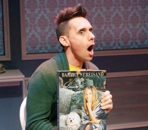 "Nick Cearley in ""Buyer and Cellar"""