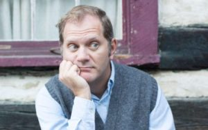 """Rodger Pille in """"The Foreigner"""""""