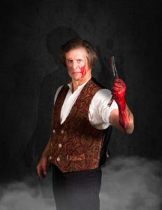 Jamie Cordes as SweeneyTodd